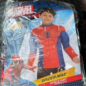 Kids Spider-Man muscle shirt